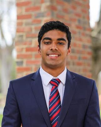 Harish Tekriwal Wins $5,700 Dartmouth Grant