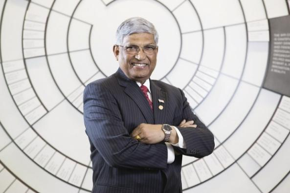 Dr. Satya B. Mitra Inducted Into Worcester Business Journal Hall Of Fame