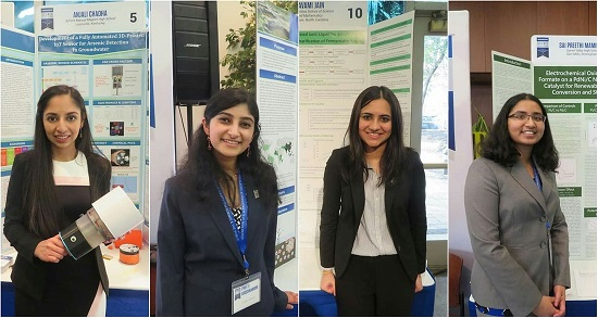 Chadha, Krishnamani, Jain And Mamidala Awarded $25K Each<br>For Innovations In Combating Air, Water Pollution