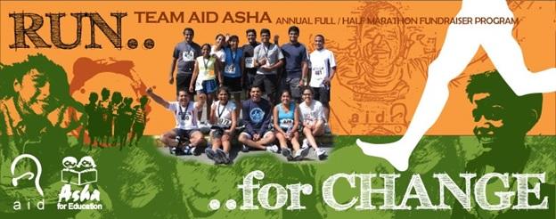 TeamAIDAsha(TAA): Marathon Training Program Info Session