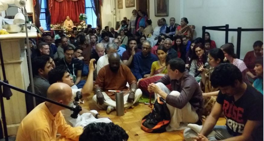 Shree Ram Navami Celebrations At ISKCON