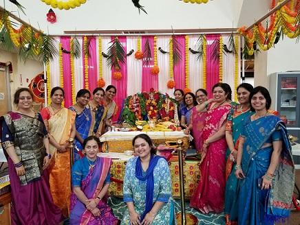 NESSP Celebrates Chaitra Navaratri