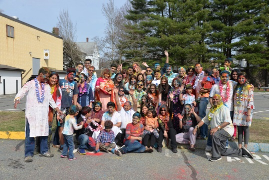 UIANE's Annual Holi Celebration