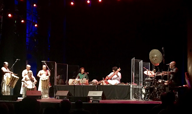 Indian Folk, Classical And Western Jazz Traditions Come Together In A Mesmerizing Concert