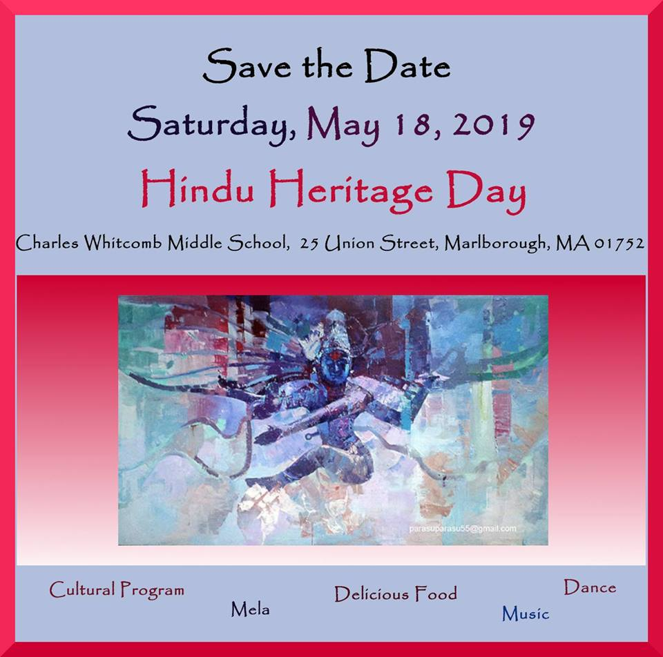 Hindus Of New England Area Celebrate Their Heritage