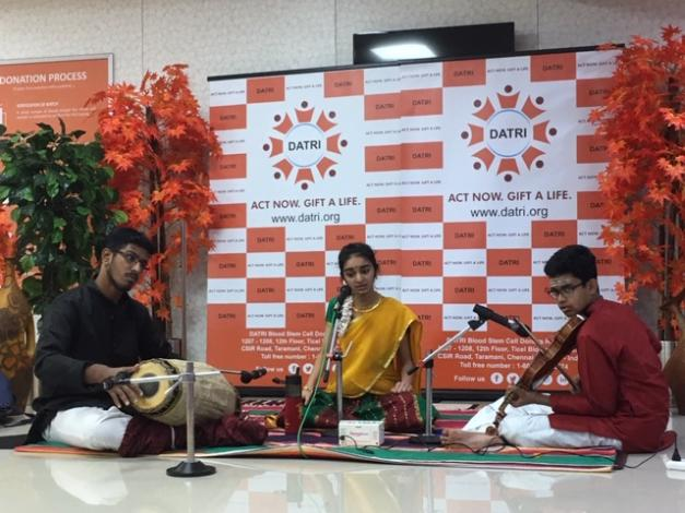 Singing For A Cause – DATRI, Blood Stem Cell Donor Registry