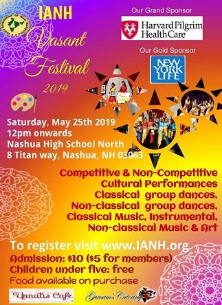IANH Vasant Festival 2019