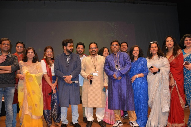 NEMM Maharashtra Din Celebration In Boston In Marathi Style
