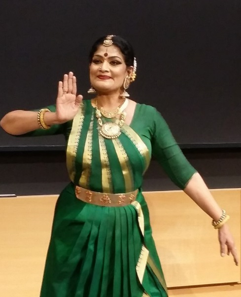 Padma Shri  Geeta Chandran Performs At MIT