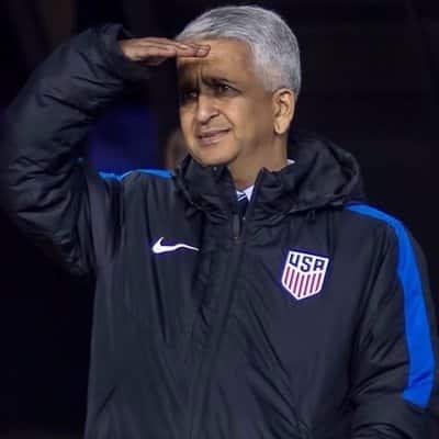 Sunil Gulati Voted Into U.S. Soccer Hall Of Fame