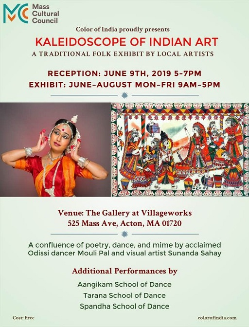 Kaleidoscope Of Indian Art: Exploring The Art Of Madhubani In Acton