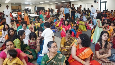 New England Shri Raghavendra Swamy Brundavan Celebrates Sri Srinivasa Kalyana Mahotsava