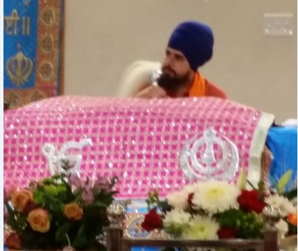 Gurdwara Sikh Sangat Boston