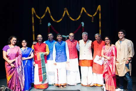 Surya Sundararajan And Bharath Ramesh Present Carnatic Violin Duet Concert