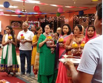 Pran Pratishtha Utsav At Shri Radha Krishna Mandir