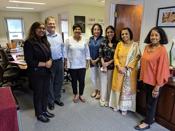 Saheli Elects New Board