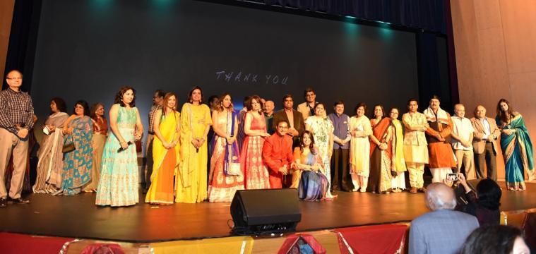 A Standing Ovation For Geetmala Ke Char Amar Sangeetkar With Shri Ameen Sayani