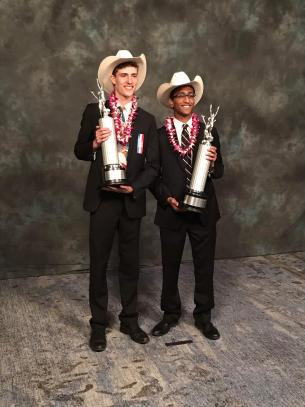 LS Students Win National Speech And Debate Tournament In Dallas, Texas