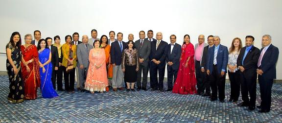Shri Sadhguru, Shankar Mahadevan, Kapil Dev, Preity Zinta At AAPI Convention