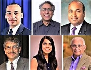 GOPIO-CT To Honor Six Indian American Achievers At Its 13th Annual Awards Banquet In Stamford