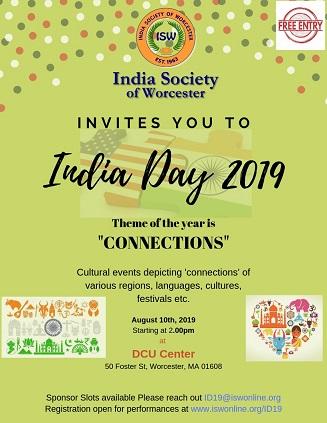 ISW India Day Celebration