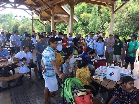 IIT AGNE Picnic 2019 In NARA Park Acton