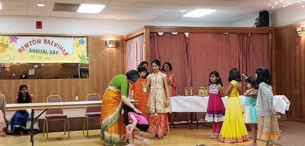 VHPA Bal Vihars Celebrate Annual Days