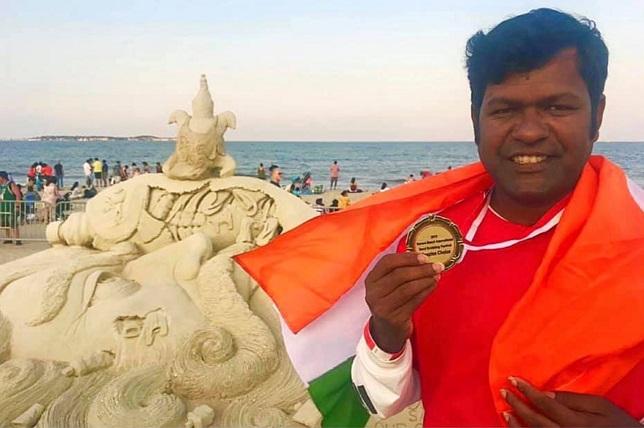 Sand Artist Sudarsan Pattnaik Wins Revere Beach Sand Sculpting Festival 2019