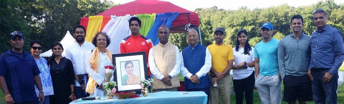 Tribute To The Beloved Leader Of Bharat – Smt. Sushma Swaraj Ji