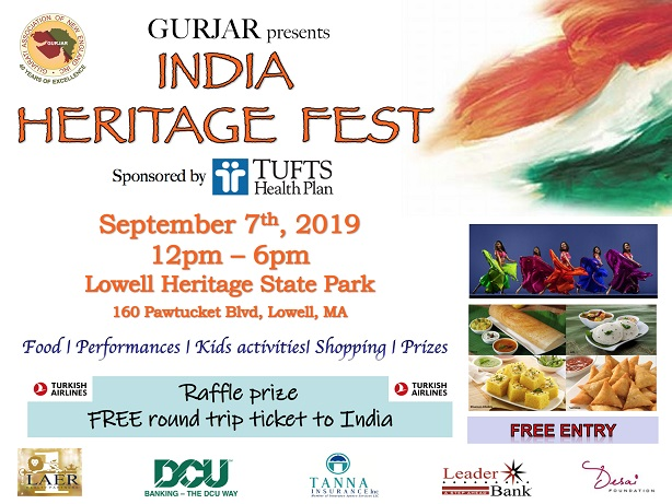 GURJAR Brings Back The Ever So Popular India's Heritage Fest