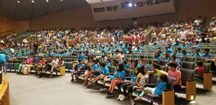 North South Foundation's 30th Anniversary And The National Finals Held At MIT A Huge Success!!