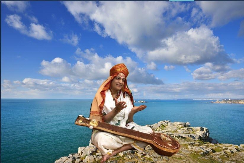 Maanaseva  Celebrates Saint Tyagaraja Vaibhavam