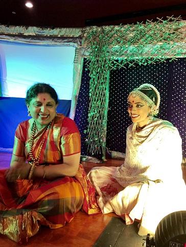 Puppeteer Anupama Hoskere: Support A Child Event - A Resounding Success