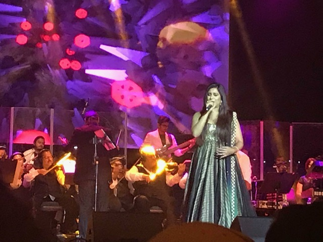 Shreya Ghoshal Delights Boston Music Lovers With Old And New Bollywood Hit Songs