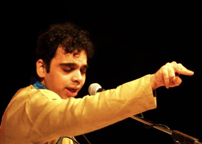 Versatile Hindustani Vocalist Rahul Deshpande To Sing Classical,<br>Semi-Classical, NatyaSangeet And Ghazals In Boston