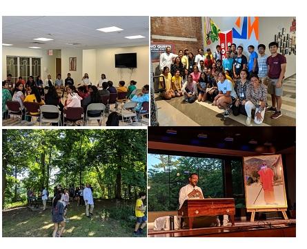 Fun And Inspiring Youth Camp At Chinmaya Mission Boston