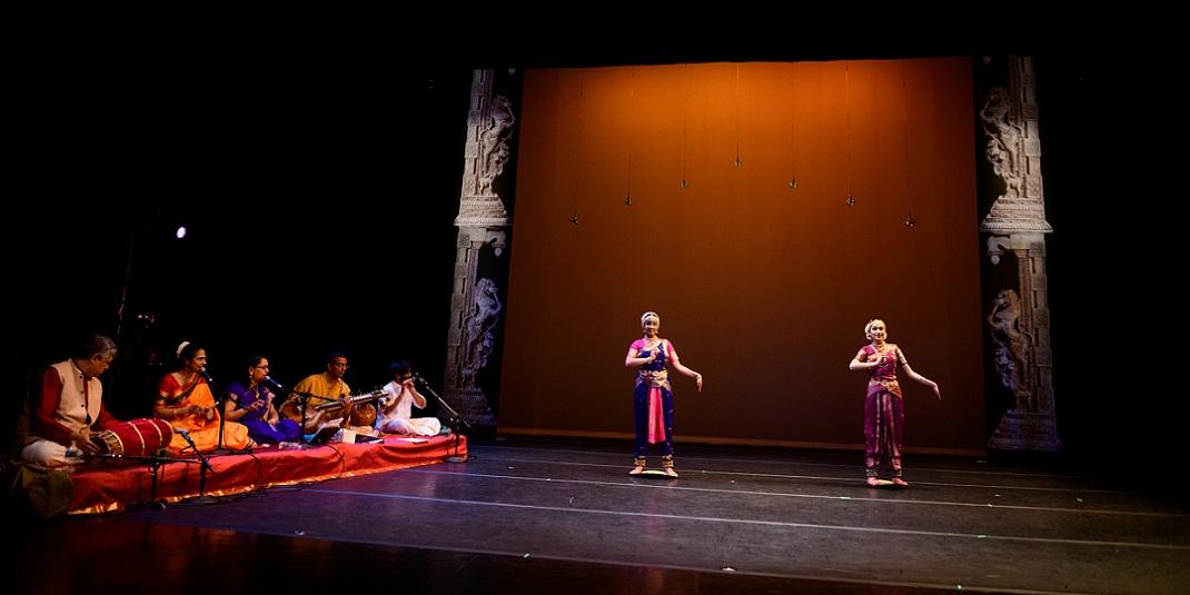 Arangetram: Aanika Patel And Reethika Digumarthy