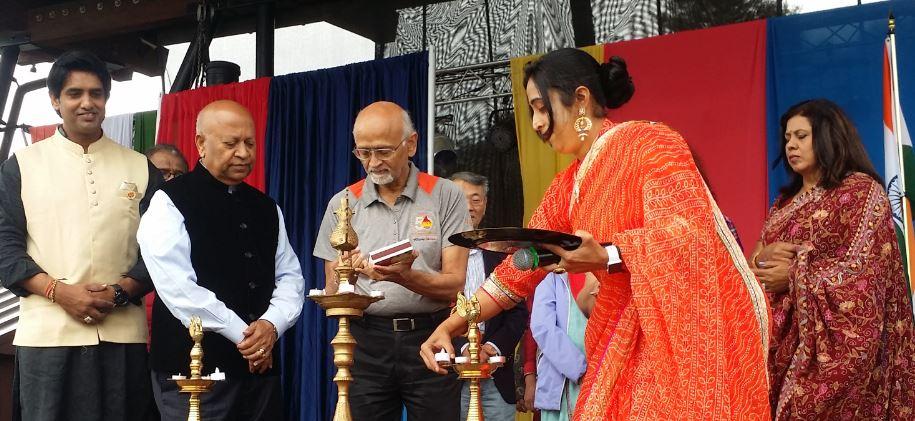 'East Meets West' Cultural Event