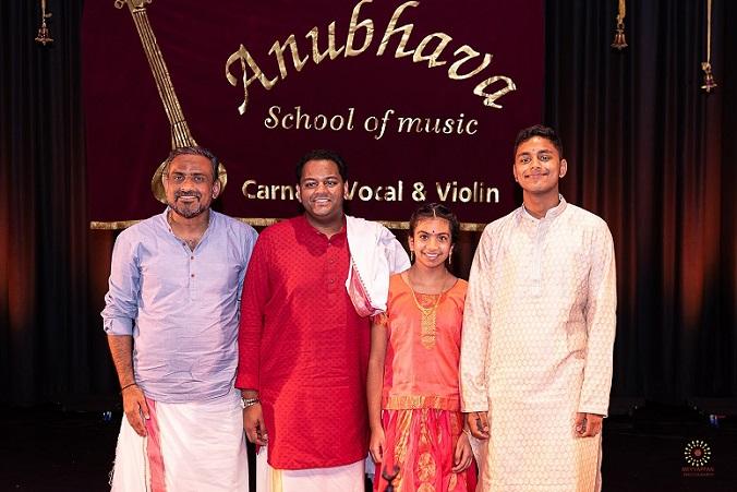 Vocal Arangetram: Medha Jayendran