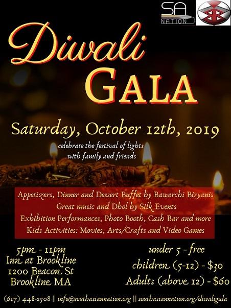 South Asian Nation Diwali Gala