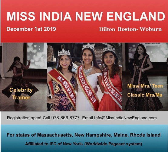 Miss India Pageant Is Announced For 2019-20