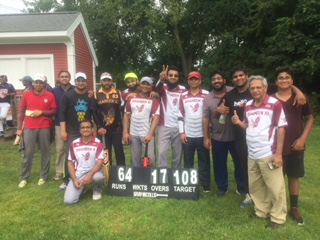 50 Teams Participate In New England Cricket Association Tournament