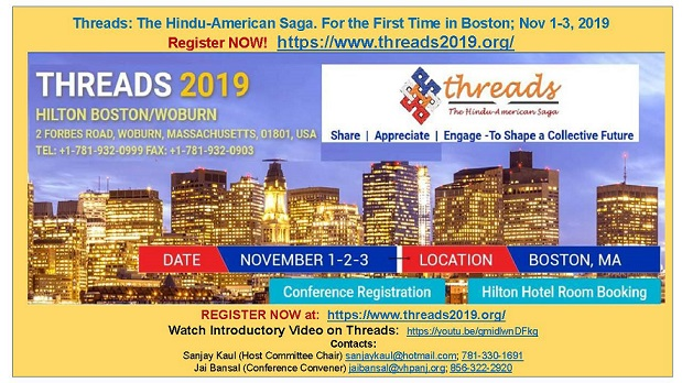 THREADS 2019: A Community Driven Conference
