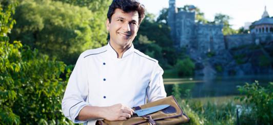 In Conversation With Michelin Chef And Filmmaker Vikas Khanna