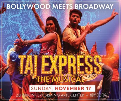 Taj Express: The Musical