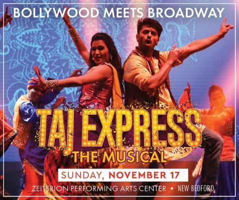 Taj Express: The Musical