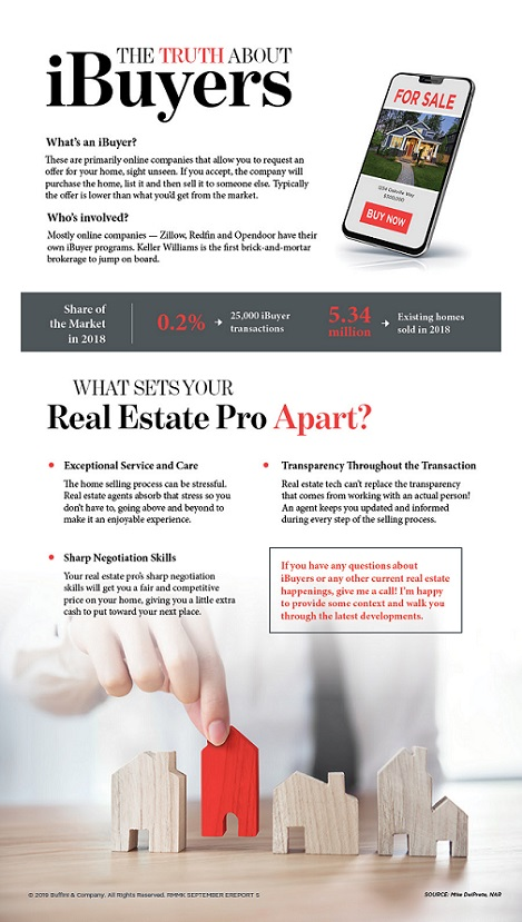 Real Estate - 'iBuyer'