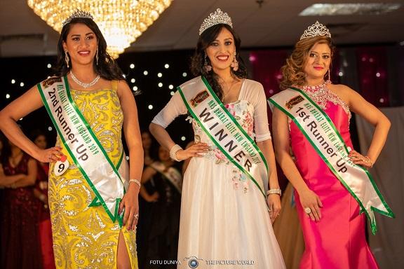 Miss Bharat New England 2019