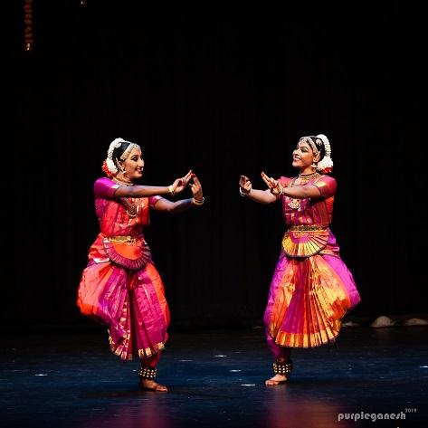 Arangetram: Anne Joseph And Akshara Shankar