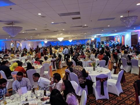Ambrosia Diwali Gala - A Grand Affair